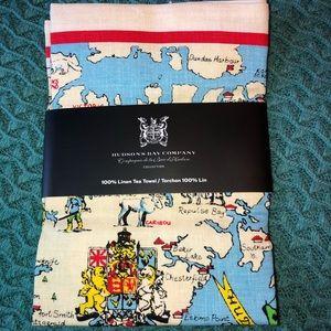 HUDSON BAY Ulster Weavers Tea Towel